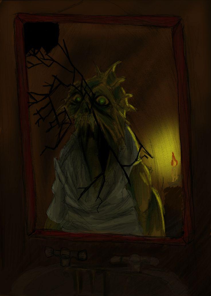 """Basado en """"La Sombra sobre Innsmouth"""""""