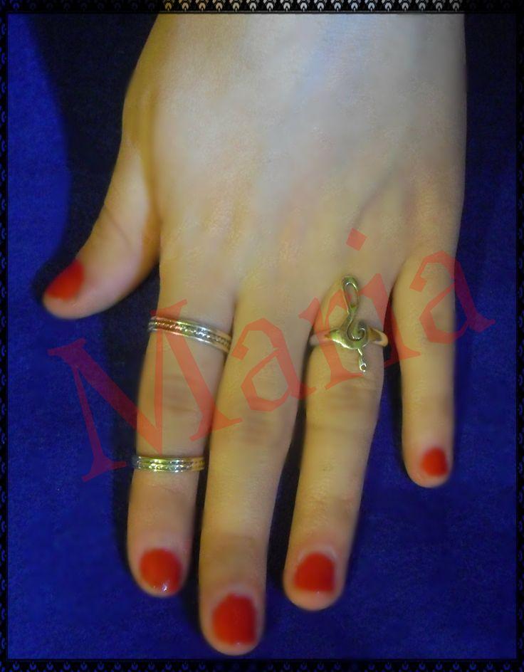 ασημένια χειροποίητα δαχτυλίδια 925
