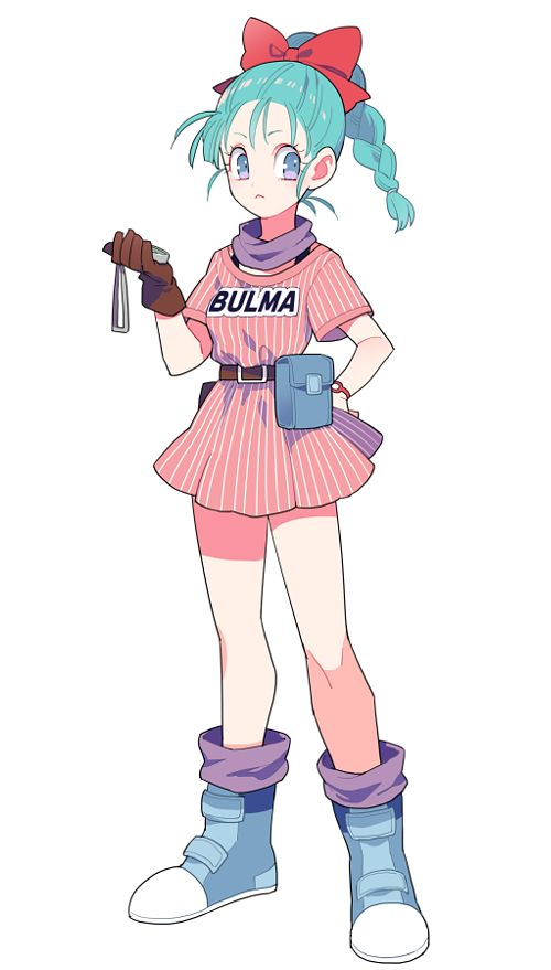 Bulma - Dragon Ball