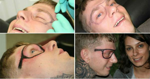 25 Terrible tattoos worth a lifetime of regret!