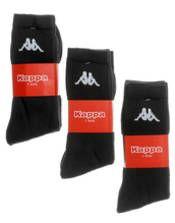 Kappa sokker i 9-pack - hr thomsen ønsker sig sokker - lige meget hvilke - bare ikke hvide - gerne sorte eller grå...