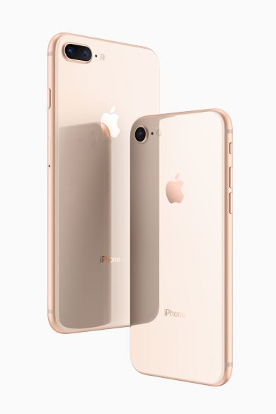 Apple announces iPhone 8 and iPhone 8 Plus