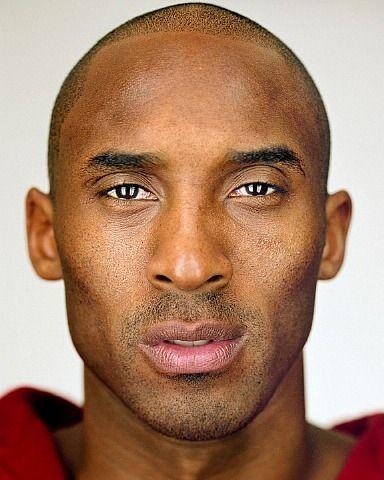 Kobe Bryant by Martin Schoeller