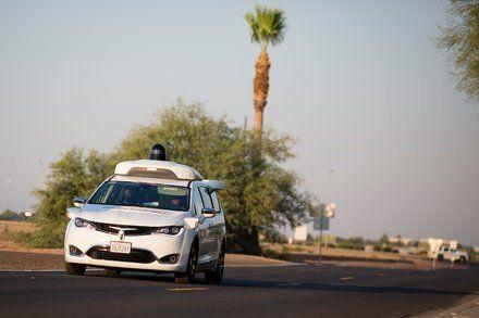 Waymo Enlists AutoNation to Maintain Driverless Test Fleet