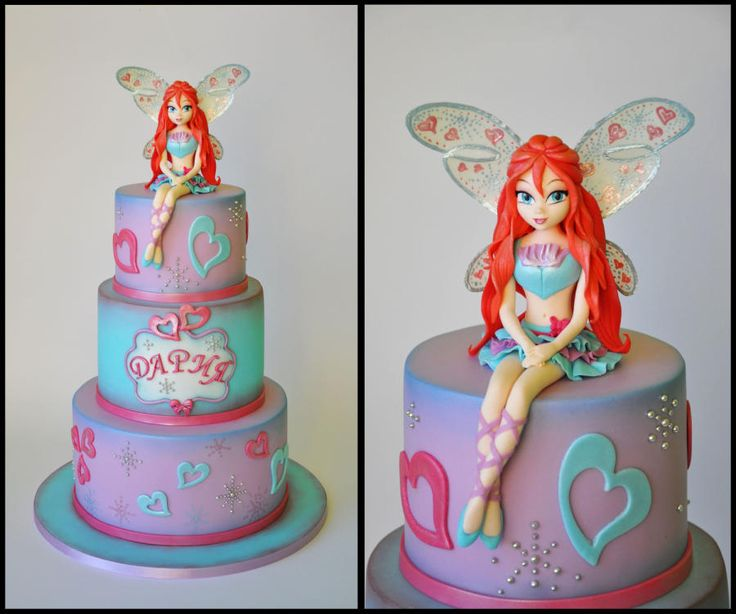 Winx by ArchiCAKEture