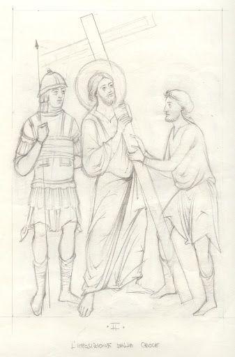 Via Crucis - loscriptorium san sisto - Picasa Albums Web