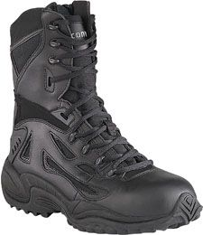 """Reebok C874, Women's Combat Boot, 8"""" SWAT Boot with Safety Toe $122.99 #SecPro #SecurityProUSA #Security #Pro #USA #Tactical #Boots #Military #Reebok #C874"""