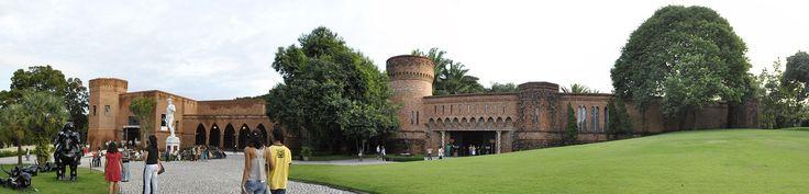 """Castelo Brennand"". Instituto Ricardo Brennand. * Recife * Pernambuco, Brasil."