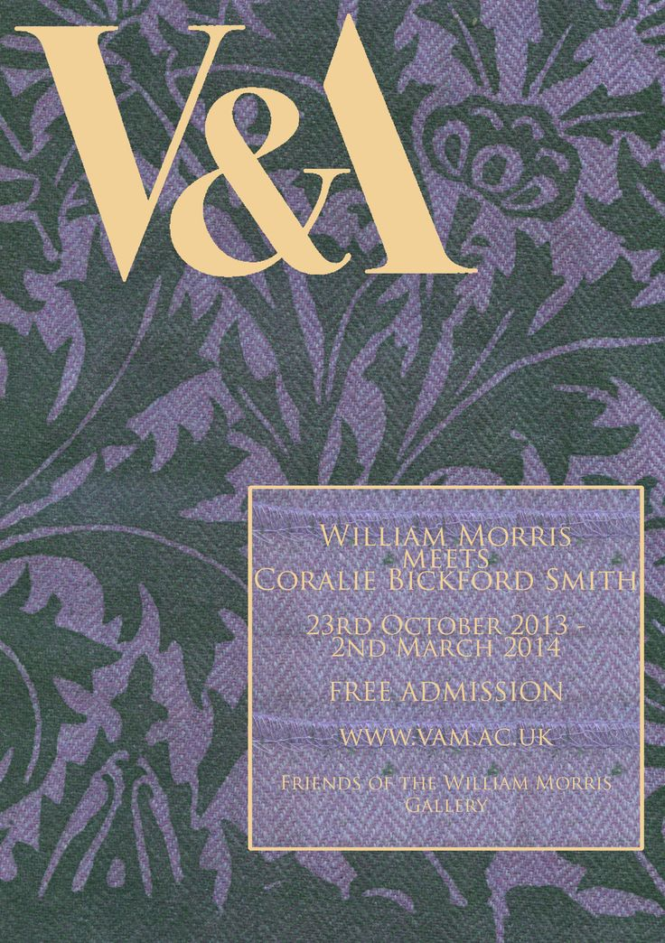 For this brief, I was asked to design a poster advertising the work of William…