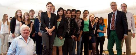 Leadership and Management in International Contexts, Master Programme - Linnaeus University, Sweden