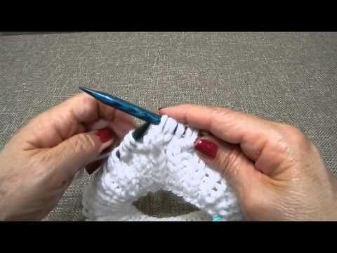 CURSO ONLINE GRATUITO para aprender a tejer con agujas circulares (en círculo o en tubo) paso a paso. Teje calcetines, cuellos, jerseys/suéters, capas, guant...