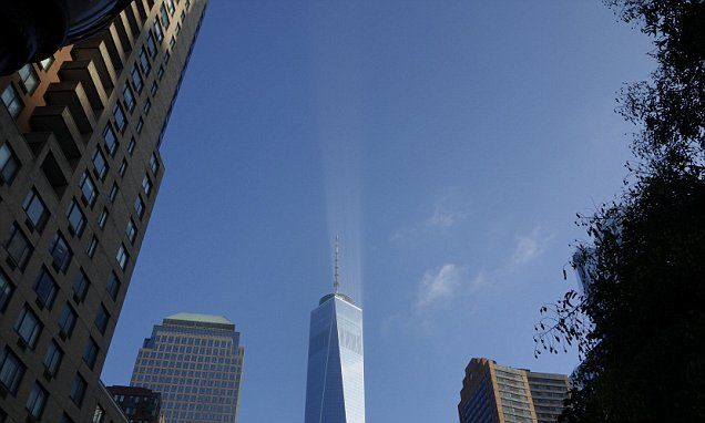 Freedom Tower's natural light tribute to the World Trade Center