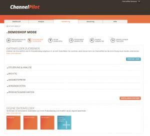 PDM Consulting mittels ChannelPilot www.channelpilot.com