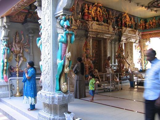 hindu temple inside JP...