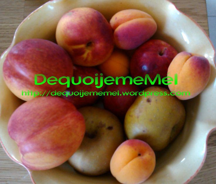 #2014projet52 #fruits
