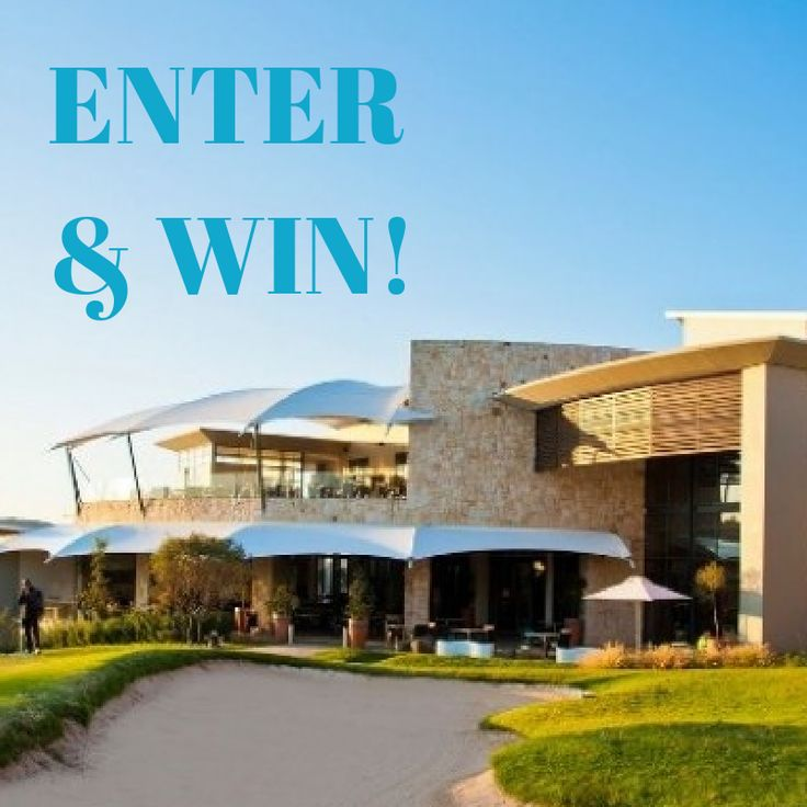 Win a 2 night stay for 2 adults sharing at The Fairway Hotel, Spa & Golf Resort.   Enter here:  http://www.sahomeowner.co.za/2014/02/24/win-12/