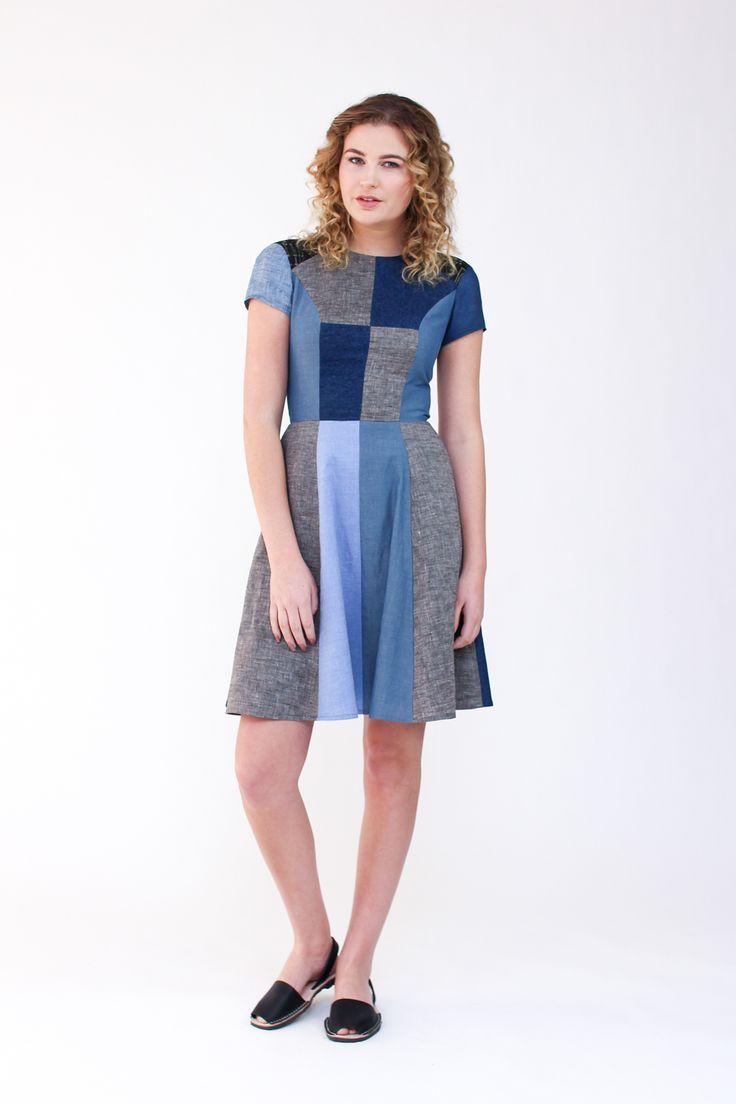 86 best karri images on pinterest diaries dress patterns how to sew a dress lining a karri dress tutorial ombrellifo Choice Image