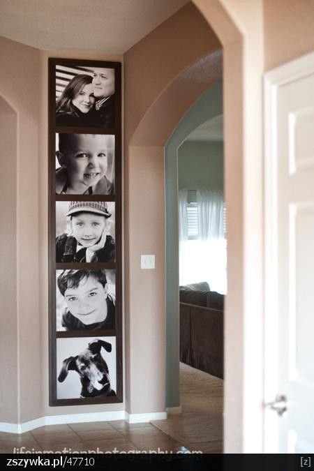 Neat idea, easy to do with Photo print from Uppercase Living