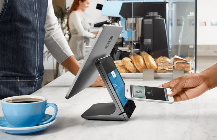 The Square Register is the iMac of credit card machines