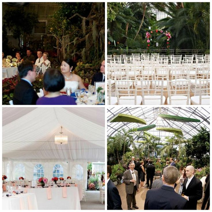 Krohn Conservatory Weddings Price out and