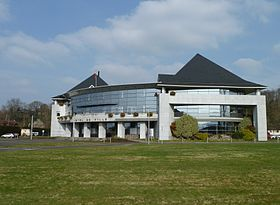 nouvelle mairie de Lons