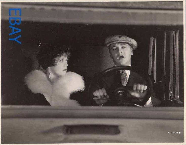 Marie Prevost and William Boyd in THE FLYING FOOL