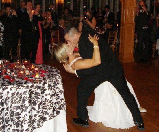 The Perfect Dip For A First Dance Savannah Ballroom Ga