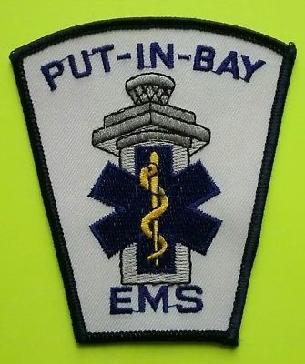 Put-In-Bay-EMS-Patch-Ohio