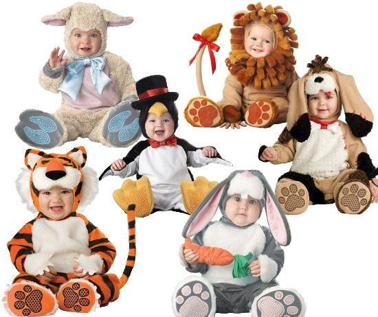 новогодний костюм для младенца Для всех