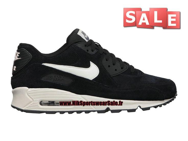 Nike Air Max 90 - Chaussures Nike Sportswear Sale Pour Homme Bordeaux…