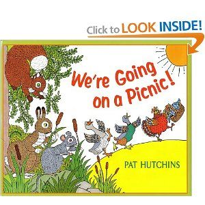 Crafting your own picnic basket to go with this book sounds like fun!