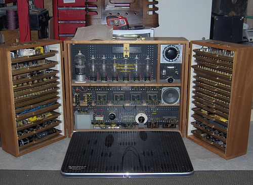 Electronic Test Equipment : Best images about antique test equipment on pinterest