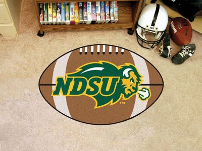 North Dakota State University Football Mat