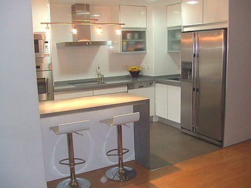 M s de 25 ideas incre bles sobre sillas de cocina en for Ver cocinas americanas