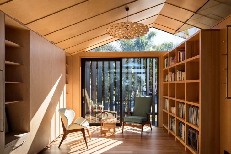 Boatsheds by Strachan Group Architects with Rachael Rush #Flax 800mm