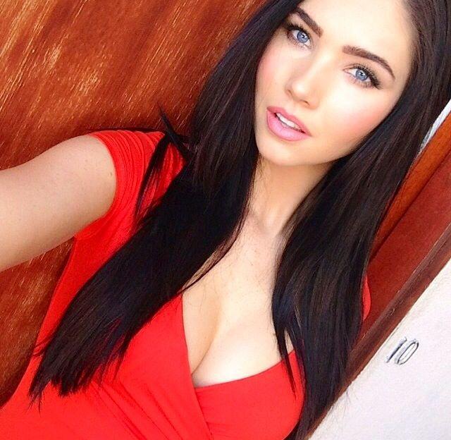 dark hair girl porn