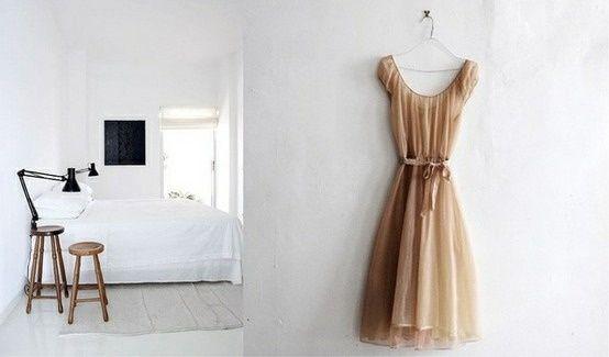 Dress as decoration