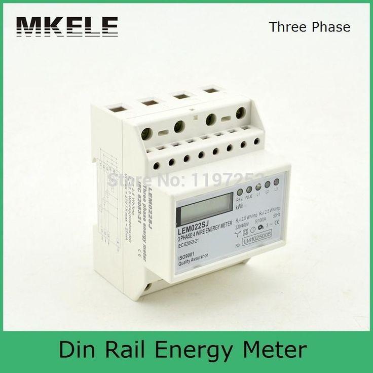 $28.34 (Buy here: https://alitems.com/g/1e8d114494ebda23ff8b16525dc3e8/?i=5&ulp=https%3A%2F%2Fwww.aliexpress.com%2Fitem%2FSmall-Three-Phase-MK-LEM022SJ-Mini-Din-Rail-Electronice-Energy-Meter%2F32666167515.html ) 5(100)A  3*230/400V Small  Polyphase MK-LEM022SJ Mini Din Rail Electronice Energy Meter       for just $28.34