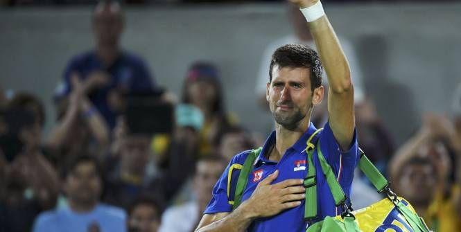 Tennis - Jeux Olympiques - Novak Djokovic a encore subi la loi de Del Potro. (Reuters)
