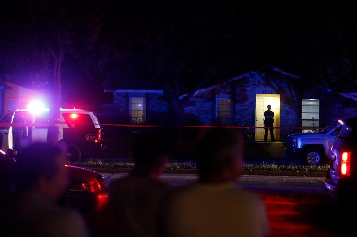"""A Dallas Cowboys watch party in Texas turned deadly Sunday night — with seven people being gunned down in cold blood by man who barged in with an """"automatic"""" weapon, reports say. The shooter, who was later killed by police, had been arguing with a woman outside the Plano home where the... - #Cowboys, #Dallas, #Deadly, #News, #Party, #Turns, #Watch"""