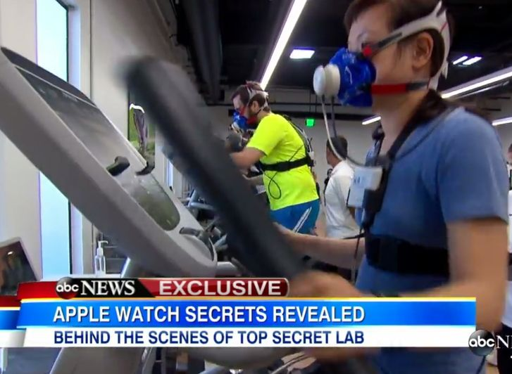 Apple built this secret gym-like lab for gathering data and testing Apple Watch - photo 10