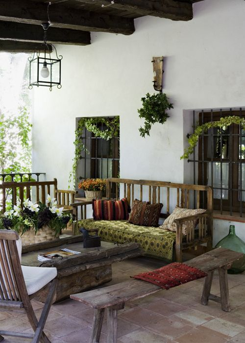 M s de 25 ideas fant sticas sobre porches cerrados en for Decoracion porches exteriores