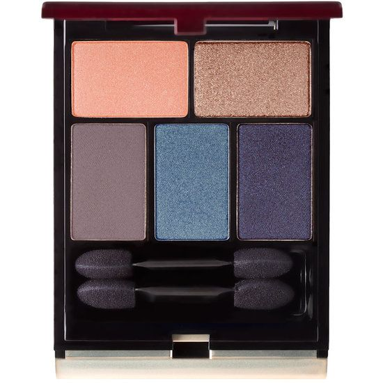 Kevyn Aucoin The Essential Eyeshadow Set: The Defining Navy Palette product smear.
