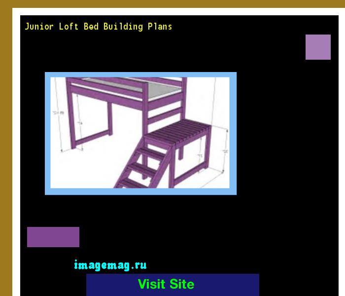 Junior Loft Bed Building Plans 133724 - The Best Image Search