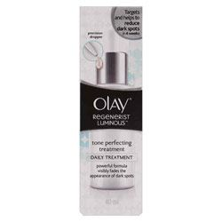 Buy Olay Regenerist Luminous Tone Perfecting Treatment 40 ml 好奇 Online   Priceline
