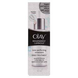 Buy Olay Regenerist Luminous Tone Perfecting Treatment 40 ml 好奇 Online | Priceline