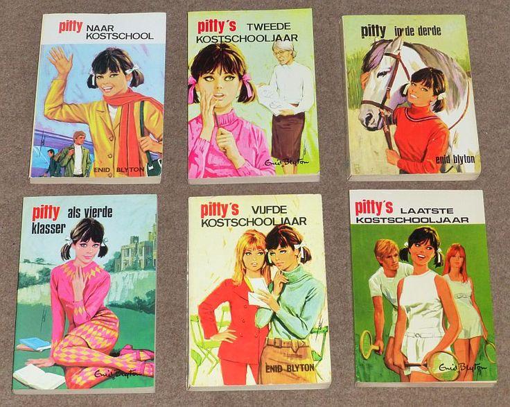 Pitty boeken