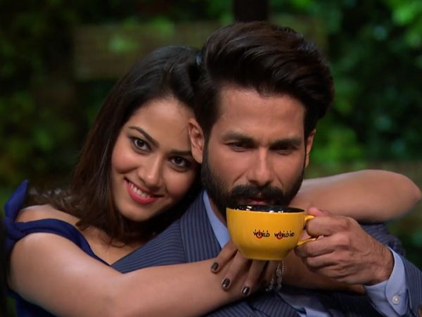 Shahid Kapoor: A mainstream star having an arranged marriage is unique