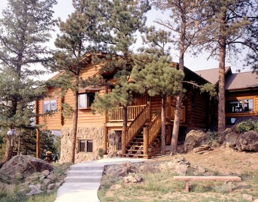 8 Best Wild Log Homes Images On Pinterest Wood Homes
