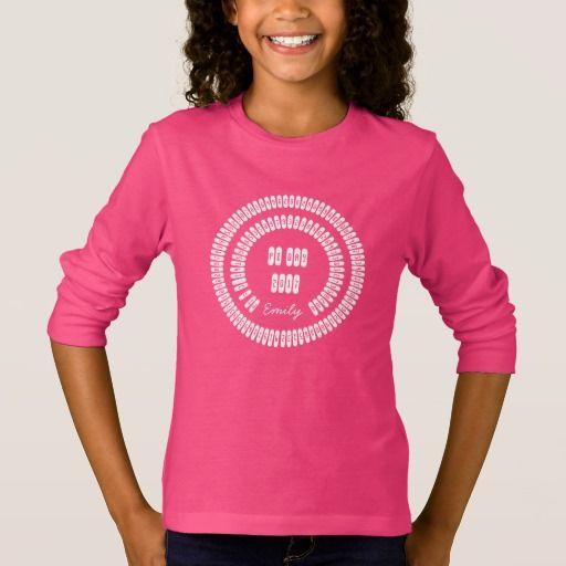pi Digits 3.14159 Mathematics Love Pi Day 2017 #kids #shirt #pink #piday